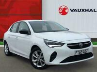 2020 Vauxhall CORSA 5 DOOR 1.2 Se Nav Hatchback 5dr Petrol Manual 75 Ps Hatchbac