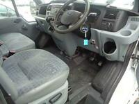 Ford Transit T350 MWB S/C TIPPER TDCI 100PS DIESEL MANUAL WHITE (2014)