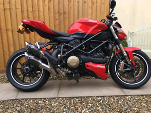 Termignoni exhaust streetfighter *WANTED*
