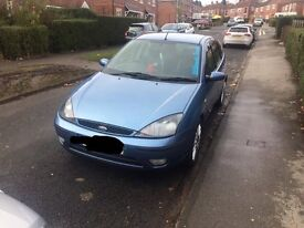 Ford Focus 1.8 ghia swap for st