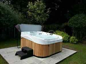 Free hot tub Recouperation Recyclage Achat de Spas Rapide