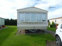 Willerby Levern 2002 8 berth, fully double glazed and central heated throughout