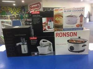VARIOUS BRAND NEW KITCHEN APPLIANCES Adamstown Newcastle Area Preview