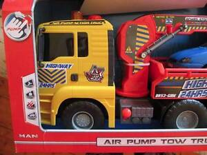 """Dickies Toys 22"""" pump Toy Truck with car BNIB Portarlington Outer Geelong Preview"""