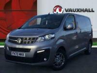 2021 Vauxhall Vivaro 3100 2.0D 120PS L1 H1 SPORTIVE DIESEL Manual