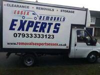 Removals Experts Essex