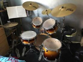 Mapex Limited Edition Meridian Kit