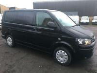 Volkswagen Transporter 2.0 Tdi 102Ps Trendline Van DIESEL MANUAL BLACK (2015)