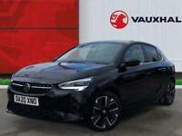 2020 Vauxhall CORSA 5 DOOR 50kwh Elite Nav Hatchback 5dr Electric Auto 7.4kw Cha