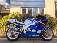 SUZUKI GSXR SRAD 750
