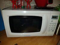 Cookworks EM717 Standard Microwave – White