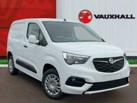 2021 Vauxhall Combo L1 Diesel Combo Cargo L1h1 Sportive 1.5 Turbo D 100PS 2300kg
