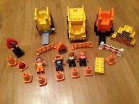 Duplo construction Lego