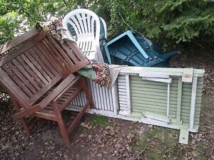 free outdoor furniture