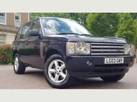 Land Rover Range Rover 4.4 V8 HSE SUV 5dr Petrol Automatic((FSH+SATNAV+SUNROOF+2F KEEPERS))