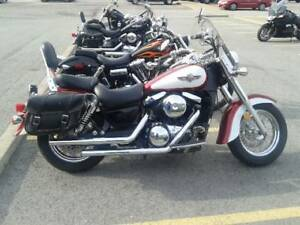 2008 Kawasaki Vulcan 1500 Classic reduced price