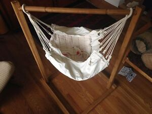 Baby Bassinet : La Siesta Baby Hammock and Stand