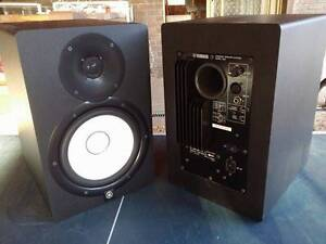 Yamaha HS8 Speakers - Hardly Used Hillcrest Logan Area Preview