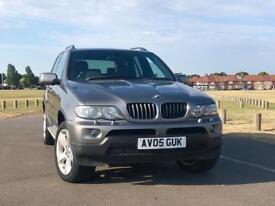 Auto 2005 BMW X5 3.0d Sport -- Diesel -- Part Exchange Welcome -- Drives Good