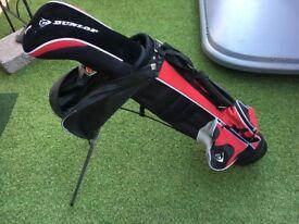 Golf set.