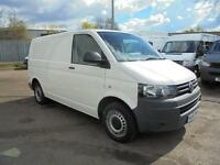 Volkswagen Transporter T28 SWB 2.0 TDI 84ps Van DIESEL MANUAL WHITE (2011)