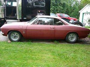 1965 Chevrolet Corvair Monza Coupe London Ontario image 1