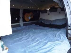 Van Kia Pregio 2002 Diesel - campervan ideal for backpackers