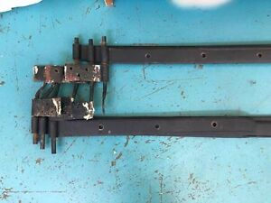Forged iron strap hinges for barn doors Kingston Kingston Area image 2
