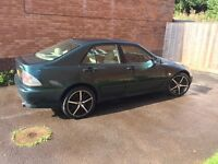 Lexus is200 automatic, 110k, 1999, NO MOT