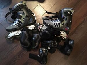 patins rollers taille 38