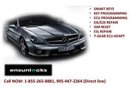 MERCEDES BENZ CAR KEY REPLACEMENT