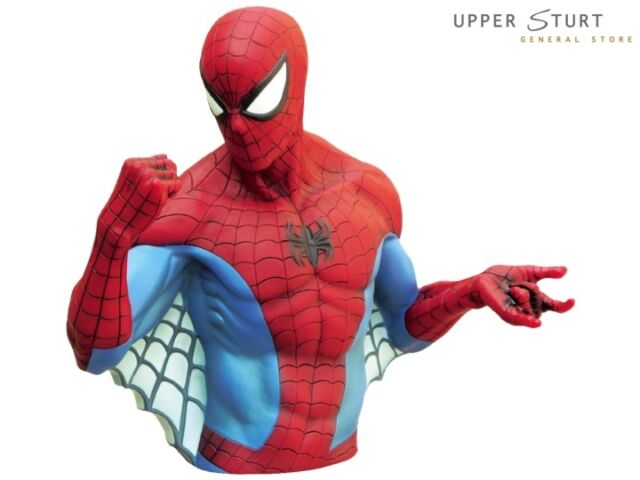 Spider-Man - Bust Bank - Bust Bank. FAST 'N FREE DELIVERY