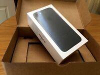 iPhone 7 Plus jet black brand new unboxed on EE