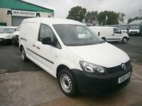 Volkswagen Caddy Maxi 1.6TDI 102ps DIESEL MANUAL WHITE (2011)
