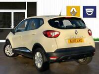 2016 Renault Captur 0.9 Tce Energy Expression Suv 5dr Petrol Manual s/s 114 G/k
