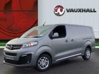 2021 Vauxhall Vivaro 2.0 Turbo D 3100 Sportive Panel Van 5dr Diesel Manual L2 H1