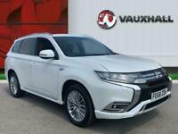 2018 Mitsubishi Outlander 2.4 PHEV 4H 5DR AUTO ESTATE HYBRID Automatic