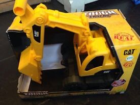 Brand New Boxed Large CAT Digger