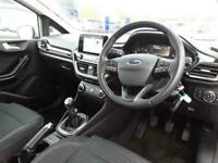 2018 Ford Fiesta 1.1 Ti Vct Zetec Hatchback 3dr Petrol Manual s/s 85 Ps Hatchbac