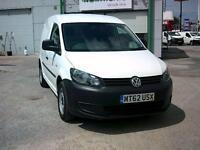 Volkswagen Caddy 1.6 Tdi 102Ps Van DIESEL MANUAL WHITE (2012)