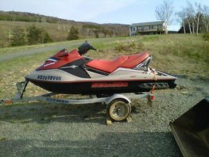 Seadoo rxt trade for long track sled