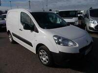 Peugeot Partner 850 1.6 Hdi 92 Professional Van DIESEL MANUAL WHITE (2013)