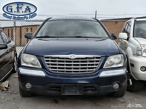 2005 Chrysler Pacifica 7 PASSENGER ,3rd ROW SEATS, LEATHER