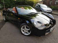 Toyota MR2 1.8i Roadster Low Miles + Red Leather