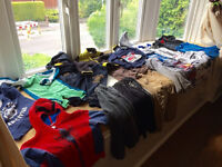 Boys clothes bundle aged 4-5, 19 items only ‎£15