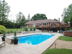 Gorgeous Executive Home with Pool (Short Lease)