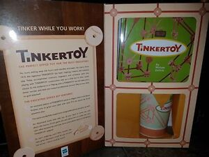 BNIB <Tinker toy > executive office kit for adults!
