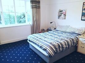 Big and bright double room in Lewisham 130pw