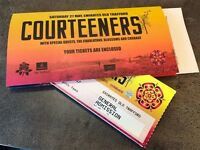 X2 Courteeners tickets @ Old Trafford