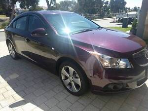 URGENT SALE 2013 Holden Cruze Equipe - Limited Edition ONO Forrestdale Armadale Area Preview